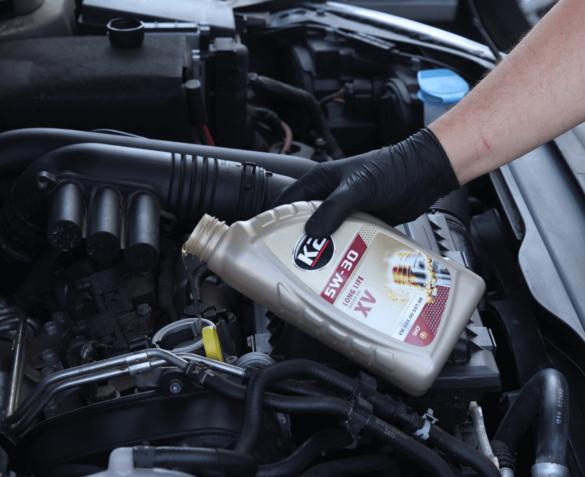 utylizacja oleju silnikowego